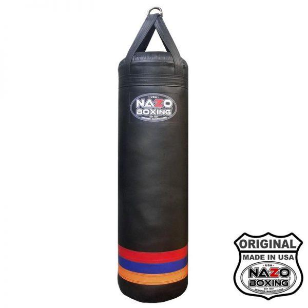 boxing heavy bag armenian flag