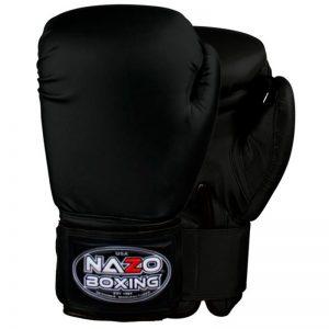 Black Premier Boxing Training Gloves