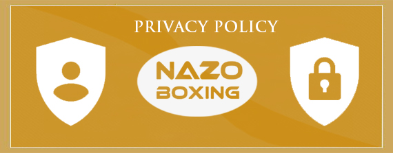nazo poxing privacy policy