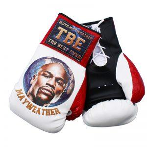 Floyd Mayweather TBE Snakeskin Gloves