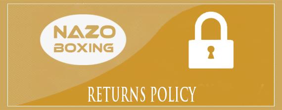 nazo boxing return policy