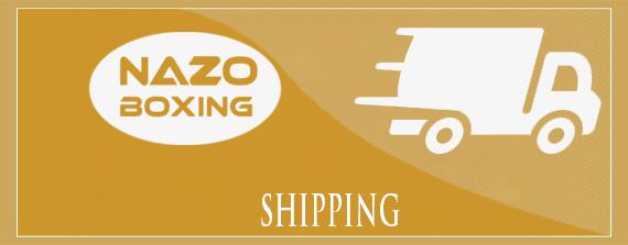nazo boxing shipping