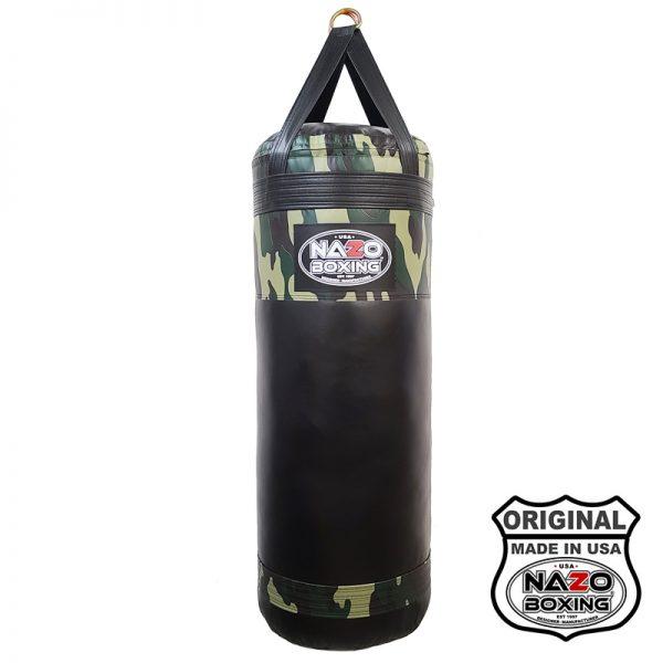 4 FT XL Camo Punching Bag