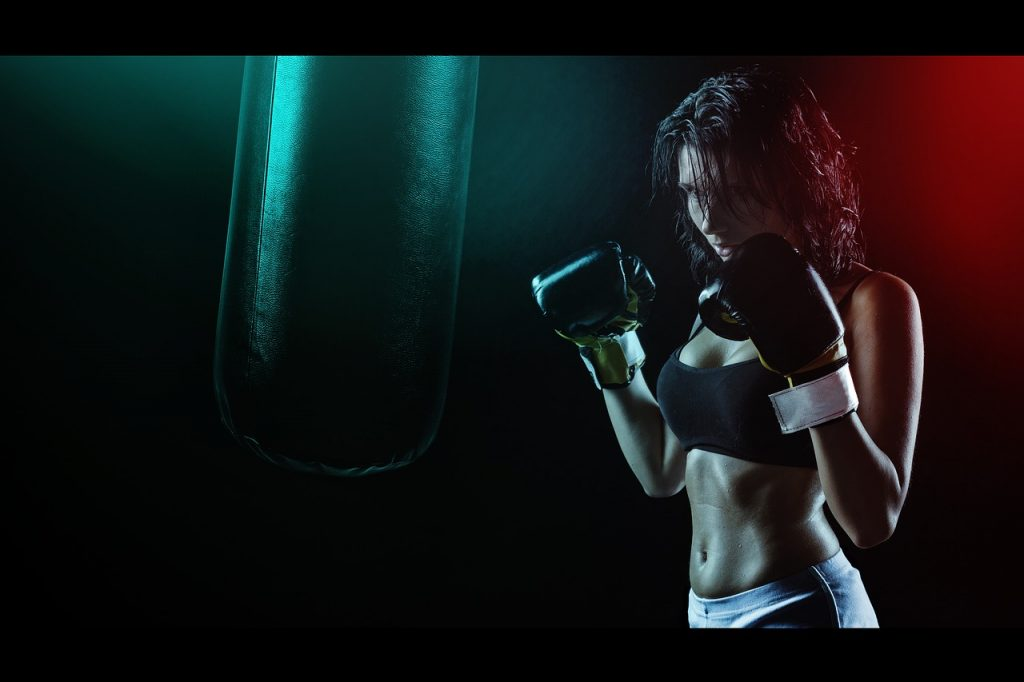 How to increase boxing punching power