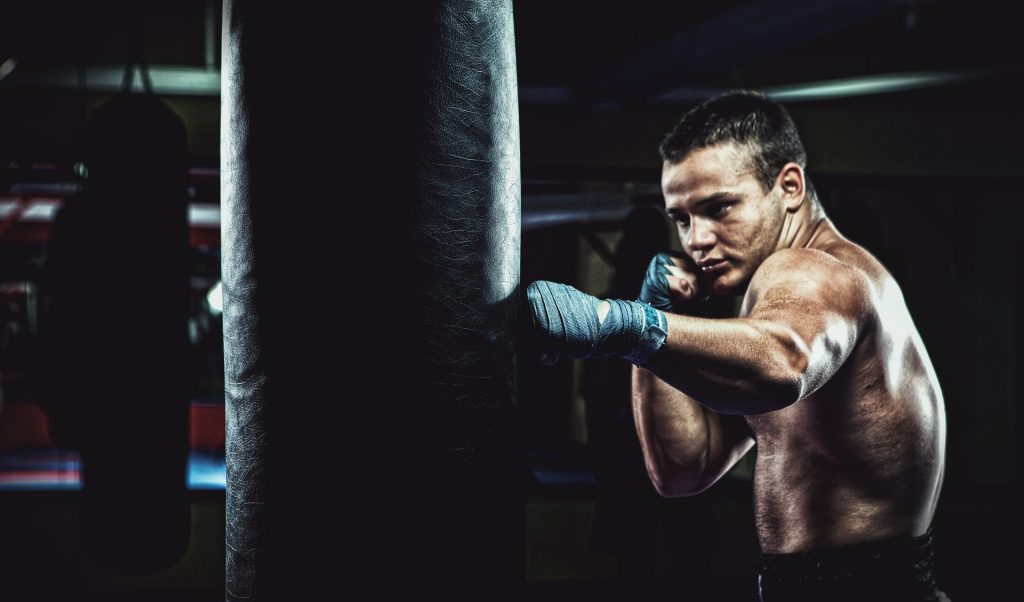 is heavy bag a good workout