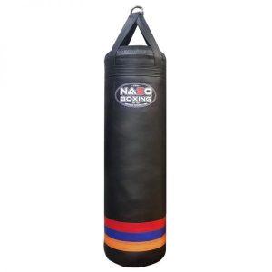 4 FT 85 LB Armenian Colors Heavy Punching Bag