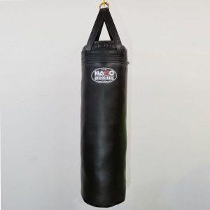 4 FT 85 LB Punching Heavy Bag Black