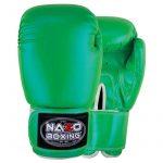 nazo boxing premier gloves green