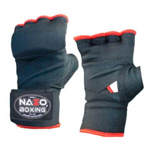 Nazo Boxing EASY HAND WRAPS With Gel Padding