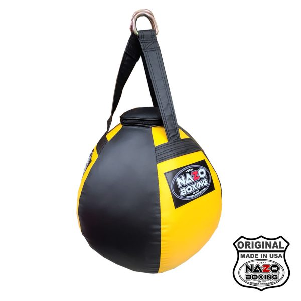Wrecking ball heavy bag made in USA