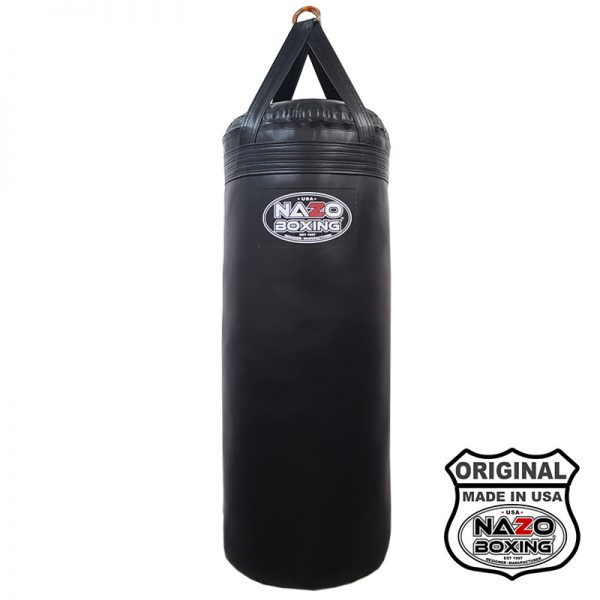 135 pound Punching heavy bag made in USA