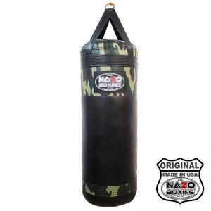 4FT XL 135 Pound Camo Punching Heavy Bag