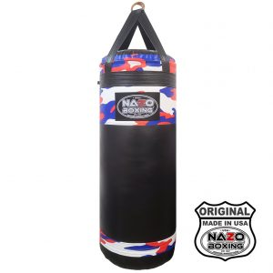 US CAMO PUNCHING BAG 4 FT XL 135 POUND