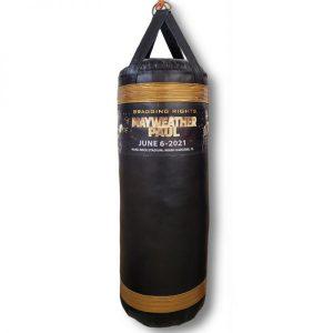 Mayweather vs Paul Punching Bag