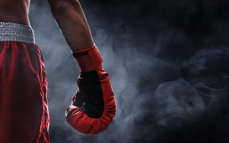 hpow to be a good boxer